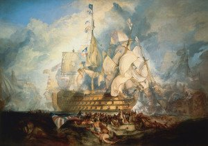 640px-Turner,_The_Battle_of_Trafalgar_(1822)
