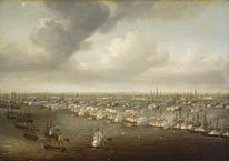 206px-Nicholas_Pocock_-_The_Battle_of_Copenhagen,_2_April_1801