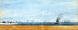 Henry_Gray_-_The_Morning_After_the_Attack_on_Sullivan's_Island,_June_29,_1776_-_Google_Art_Project