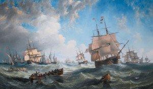The_Channel_fleet_in_heavy_weather,_by_John_Wilson_Carmichael (1)