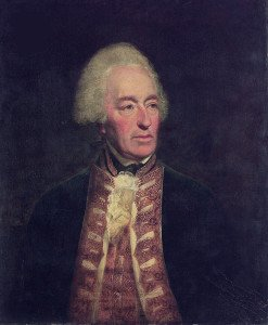 Admiral Robert Roddam, 1719-1808  *oil on canvas  *76.4 x 63.2 cm  *ca 1783