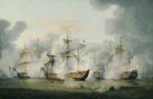 640px-Bataille_de_la_Martinique_en_1780_vue_par_le_peintre_Thomas_Luny