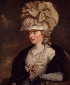 394px-Frances_d'Arblay_('Fanny_Burney')_by_Edward_Francisco_Burney