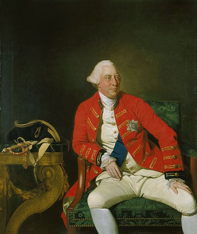Neale was a particular favourite of King George III