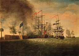 The Battle of Charleston 1776