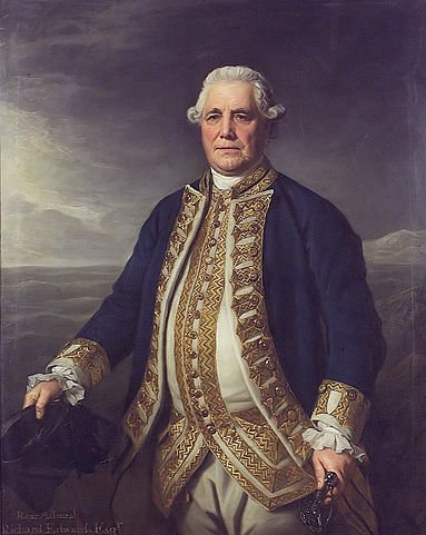 383px-Richard_Edwards_Royal_Navy_Admiral_by_Nathaniel_Dance_1780