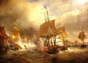640px-Combat_d'Ouessant_juillet_1778_par_Theodore_Gudin