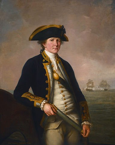383px-Captain_Charles_Morice_Pole,_by_John_Francis_Rigaud