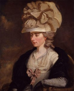 394px-Frances_d'Arblay_('Fanny_Burney')_by_Edward_Francisco_Burney