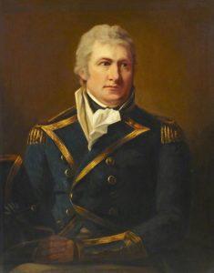 Captain George Duff