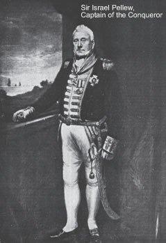 Sir Israel Pellew