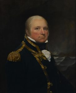 Captain John Cooke